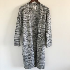 UNIF Sick Day Wool Robe in Gray Unisex Size XS